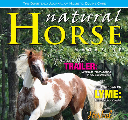 Excerpt from a review published in <i>Natural Horse Magazine</i>, Volume 16 Issue 3, page 81 – July/Aug/Sept 2014